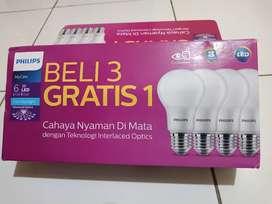Lampu LED Philips murah