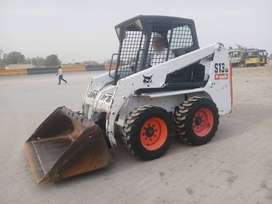 Operators Required for Bobcat Skid Steer Mini Loaders