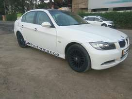 BMW 3 Series 320d Sedan, 2008, Diesel