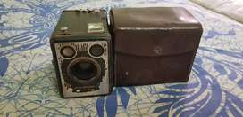Antique camera of 80's made by kodak