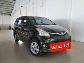 Toyota Avanza 1.5 Veloz AT 2013 Hitam, Plat GENAP