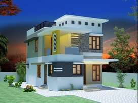2 Bhk east facing luxirious villa with all the modern amenities