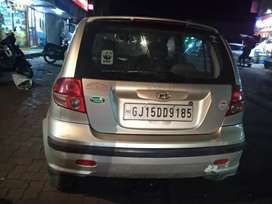 Hyundai getz /13 years old