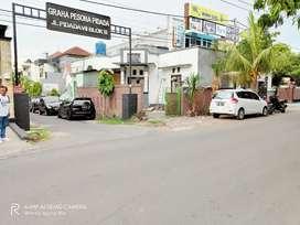 Rumah/ Kantor/ Gudang Disewakan Bs Bulanan Pinggir Jalan Pidada Gatsu