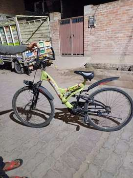 Mountain bicycle in just rupees-4000