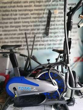 Sepeda olahraga orbitrak 5 fungsi distributor resmi