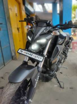 Yamaha MT15 with ABS