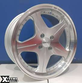 VELG HSR R16 FOR BRIO , AYLA , JAZZ RS , YARIS
