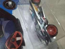 Hotwheels carbonic THS langka