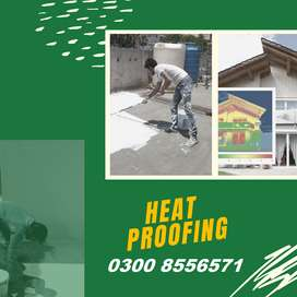 Roof Heat Proofing Specialist Roof Cool insulation