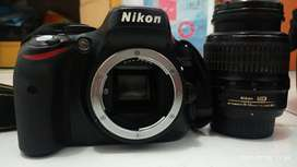 DIJUAL kamera nikon d5100