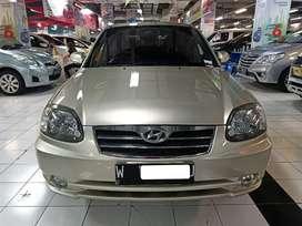 Hyundai Avega 1.5 GL bensin Automatic/at 2008 kondisi terawat