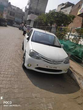 Toyota Etios 2011 Diesel Well Maintained