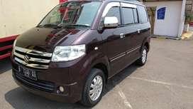 Suzuki APV DLX 2008 1.5 M/T Merah Terawat