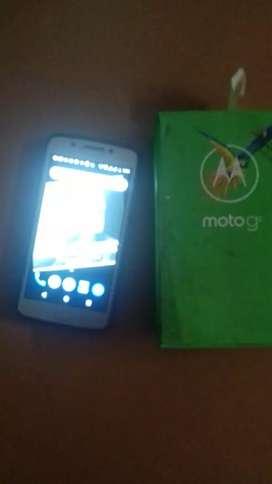 MotoG5 lenovo with 3GB RAM, 16 GB ROM