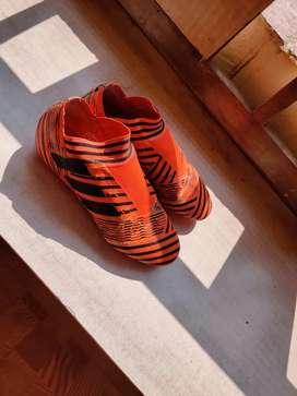 Adidas nemeziz with original box for cheap.negotiable