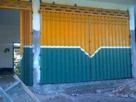 Folding gate 5758