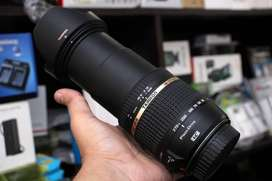 Tamron 18-270mm VC Lens (Canon)