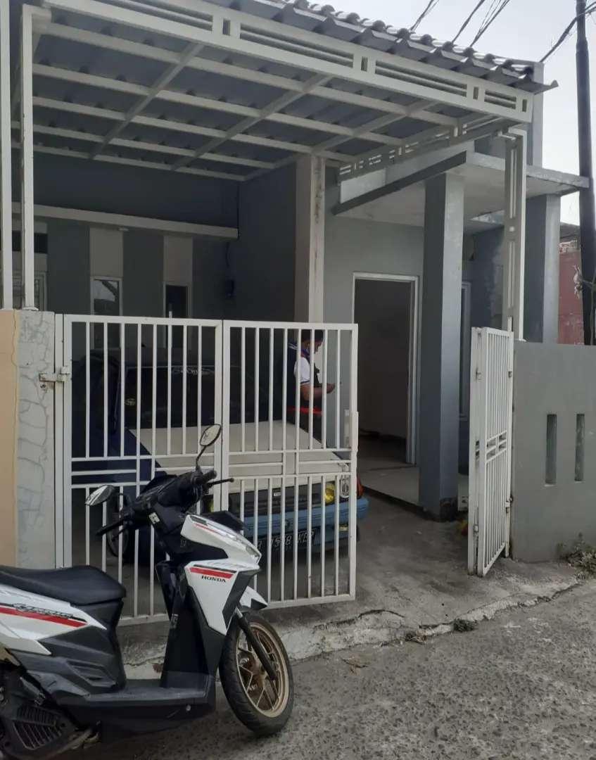Rumah Baru Semi Cluster Jatiwaringin Bekasi