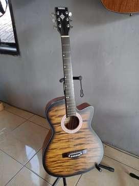 Gitar Pemula Tanam Besi