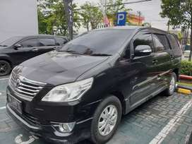Innova G Luxury 2.0 Matic Hitam Metalic