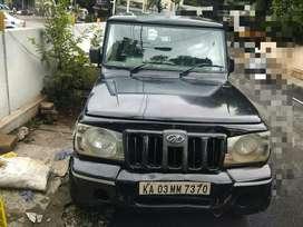 Mahindra Bolero LX, 2010, Diesel