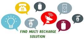 MULTI RECHARGE ,MONEY TRANSFER ,ATM MACHINE ,AEPS