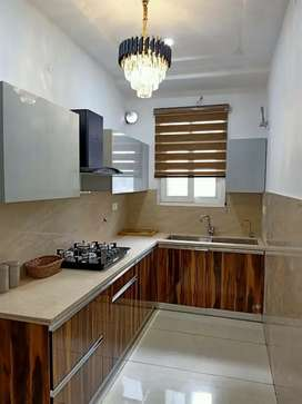 Newly built up 3 bhk with lift in zirakpur