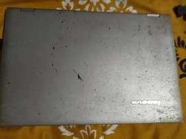 Lenovo ultra book yoga 2 non working condition