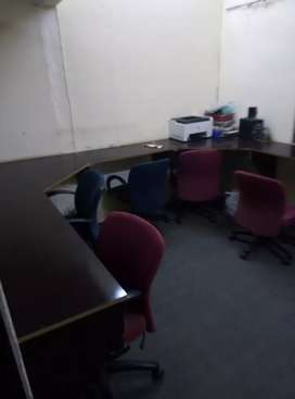 Mini office available