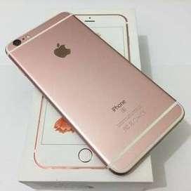 Second iPhone 6S [64GB] EX INTER Original Apple TerSedia TT/CC Bisa