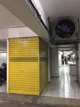 Dijual/Disewakan Bedak pasar dinoyo lantai 1