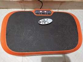 All body workout vibrating machine