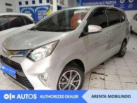 [OLXAutos] Toyota Calya G 1.2 A/T 2016 Silver #Arenta Mobilindo