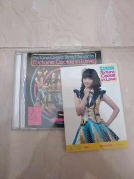 CD Album Fortune Cookies JKT48