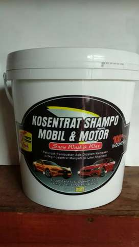konsentrat shampo mobil/motor