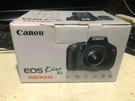Kamera EOS Canon 600D (Kiss X5)