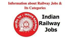 Requirement for Indian railways job