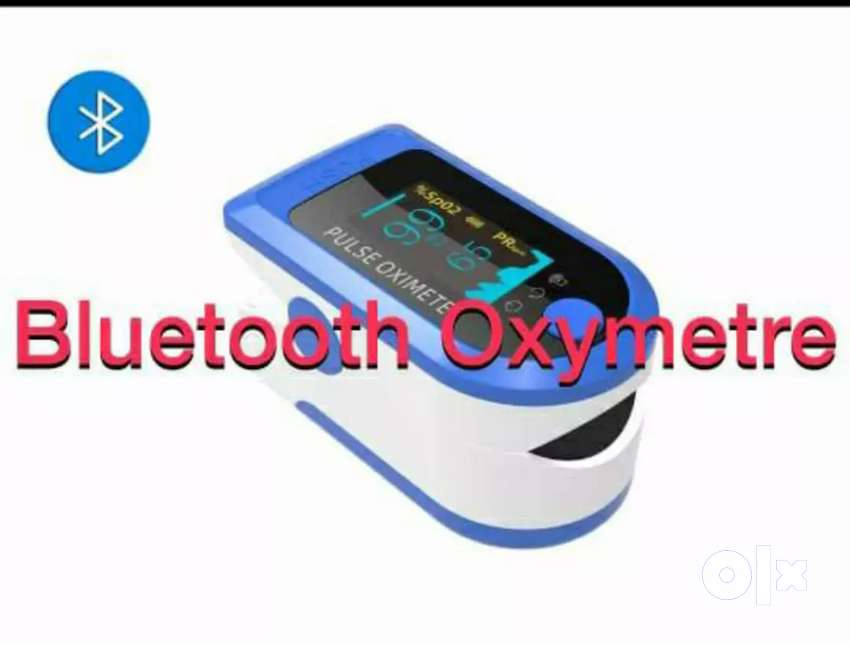 Pulse Oximeter Bluetooth Rs950