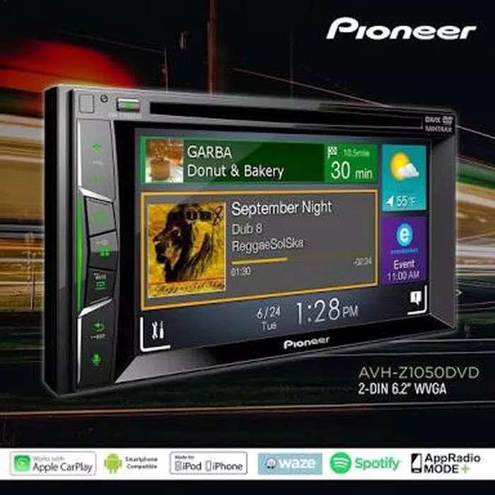 Pioneer Multimedia AVH-Z1050DVD Double Din Berkualitas 0