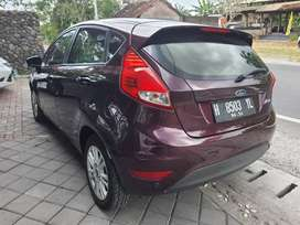 Ford Fiesta Trend automatic th 2013 Pajak hidup No minus