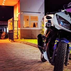 Yamaha R15 V2 Mesin Terawat