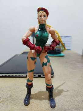 Action figure chammy