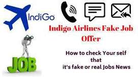 Need Candidate On Airport profile For Air Hostess Ground Staff Manager