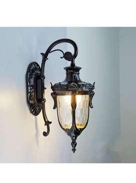 Lampu dinding lampu cafe lampu pilar lampu pagar lampu taman