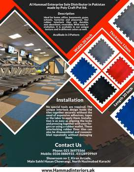 Rubber interlocking mats for gym best gym floor rubber mats for gym