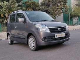Maruti Suzuki Wagon R VXI BS IV, 2011, Petrol
