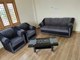 Brand new sofa set 5 seater direct from workshop in wholesale price
