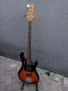 Bass cort GB34A original Indonesia