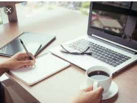 Data entry work from home based